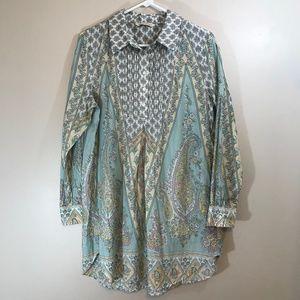 Soft Surroundings Tunic/Dress Size S/M